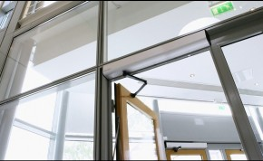 HYDRAULIC AND AUTOMATIC DOOR OPERATORS